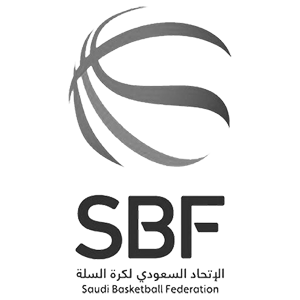 Saudi Basketball Federation Logo